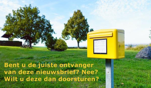 Nieuw: Anw-pensioen | Hoe staan we er financieel voor? | Hebben wij het juiste   e-mailadres?