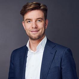 Sander Geenen raakt stap voor stap vertrouwd met het VO-werk