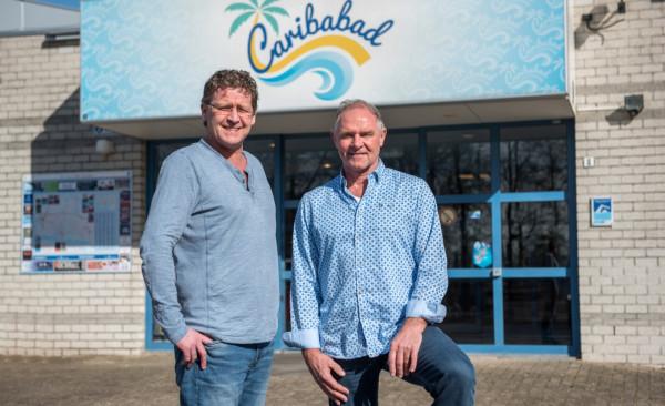 """Rob Koster, Caribabad: """"Iedere stap die goed uitpakt voor de deelnemers, juich ik toe"""""""