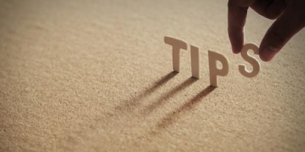 Gegevensaanlevering: tips voor u