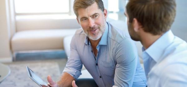 In gesprek met pensioenconsultants